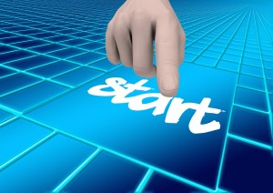 What are the advantages of starting a business online?